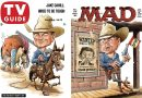 How 'Once Upon a Time … in Hollywood' created its fake MAD magazine and TV Guide covers