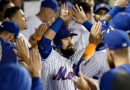 Mets Roll Nationals for Eighth Straight Win