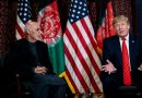 Trump Visits Afghanistan and Says He Reopened Talks With Taliban