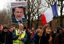 France's Weekend of Discontent: Yellow Vest and Pension Protesters Gather