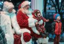 Fun and festive Santas from around the world