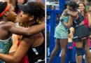 Naomi Osaka And Coco Gauff Emotional Speeches At The US Open 2019