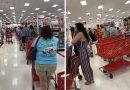 Target Registers Crash, Leading To Long Lines Across The US