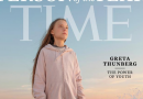 Time magazine's 2019 Person of the Year; youngest ever