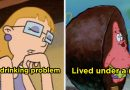 16 Details From Kids Shows That Completely Went Over People's Heads