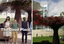"The Real ""Good Place"" Was Actually Shot At The Getty Center In Los Angeles"