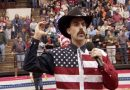 Borat returns to meddle in the midterms on Jimmy Kimmel, telling voters, 'I am racist, it is nice'