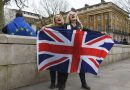 Brexit Day: UK leaves European Union