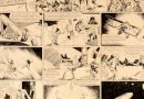 Original 'Flash Gordon' comic strip art headed to auction