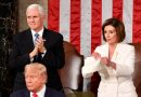 Trump video of Nancy Pelosi ripping SOTU speech to remain on Facebook