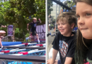 "We Visited The Set Of ""American Ninja Warrior Junior"""