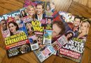 How celebrity magazines from People to Us Weekly are covering the coronavirus crisis