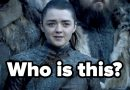 """How Many """"Game Of Thrones"""" Characters Can You Name?"""