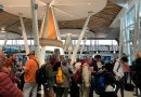 Stranded travelers board evacuation flights from Morocco