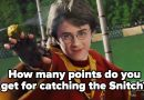"If You Can Pass This Quiz, You Should Major In ""Harry Potter"" In College"