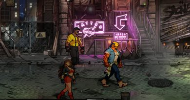Streets of Rage 4 game review