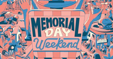 Things to do at home during Memorial Day Weekend in D.C.