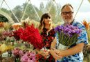 What's on TV Monday: 'Big Flower Fight' and 'Dead Still'
