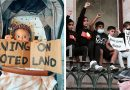 42 Of The Most Powerful Photos From Black Lives Matter Protests Around Australia