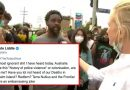 """Australians Don't Understand """"The History Of Police Killings"""", Claims Aussie Reporter During US Protests"""