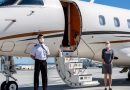 Afraid of Airlines? There's Always the Private Jet