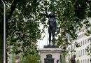 Statue of Black protester replaces toppled UK slave trader