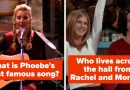 The Easiest Friends Quiz You'll Ever Take