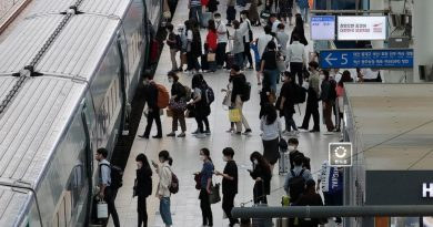 Asia Today: South Korea has virus jump before holiday period