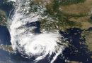 Cyclone Ianos, a Rare 'Medicane,' Batters Ionian Islands of Greece