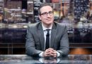 John Oliver insists Danbury city officials name sewage plant after him