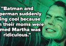 Superhero Movie Moments That Make No Sense