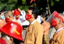 Suu Kyi opens campaign for Myanmar election amid virus surge