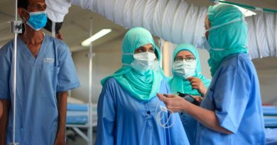 Yemen gets new virus hospital after other facilities close