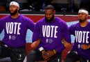 Athletes Get Out The Vote Initiatives