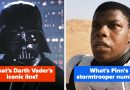 "Can You Answer One Question For Every ""Star Wars"" Movie?"