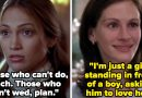 Cringeworthy Movie Lines Women Said In Rom-Coms