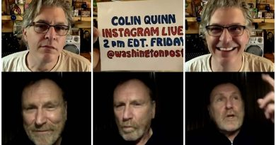 Q&A with Colin Quinn: 'We're a country of Karens'