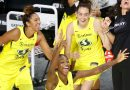 Seattle Storm Win the W.N.B.A. Championship