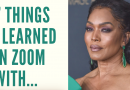 "Angela Bassett On ""Black Panther"" And Chadwick Boseman"