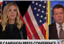 Fox cuts coverage of Kayleigh McEnany Trump campaign press conference