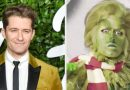 Matthew Morrison As The Grinch And Twitter Reactions