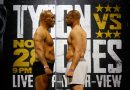 Mike Tyson vs. Roy Jones Jr. Live Updates and Results