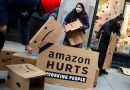 Amazon Facing Charges It Retaliated Against Worker