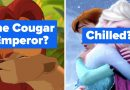 Disney Movie Titles Replaced Using A Thesaurus Quiz