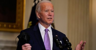 Biden says he's 'bringing back the pros' for virus briefings