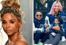 Ciara Cheers On Russell Wilson For Seattle Seahawks Game