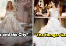 I Want To Know If You'd Ever Wear These Wedding Dresses From Movies And TV Shows