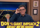 Late Night Reviews 'Trump's Impeachment: The Sequel'