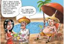 How cartoonists are roasting Ted Cruz's Texas-to-Cancun getaway