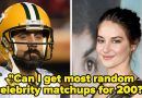 Shailene Woodley And Aaron Rodgers Engagement Tweets